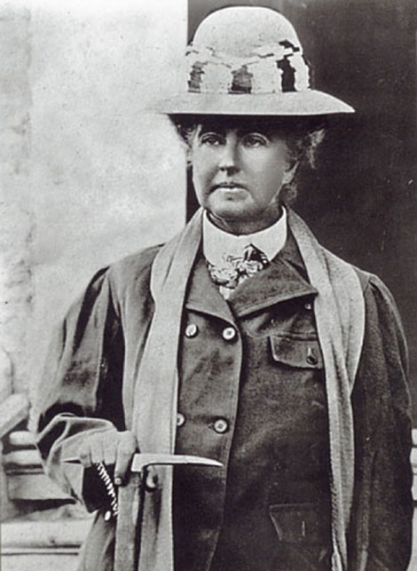 Fannie Workman, Woman of Discovery